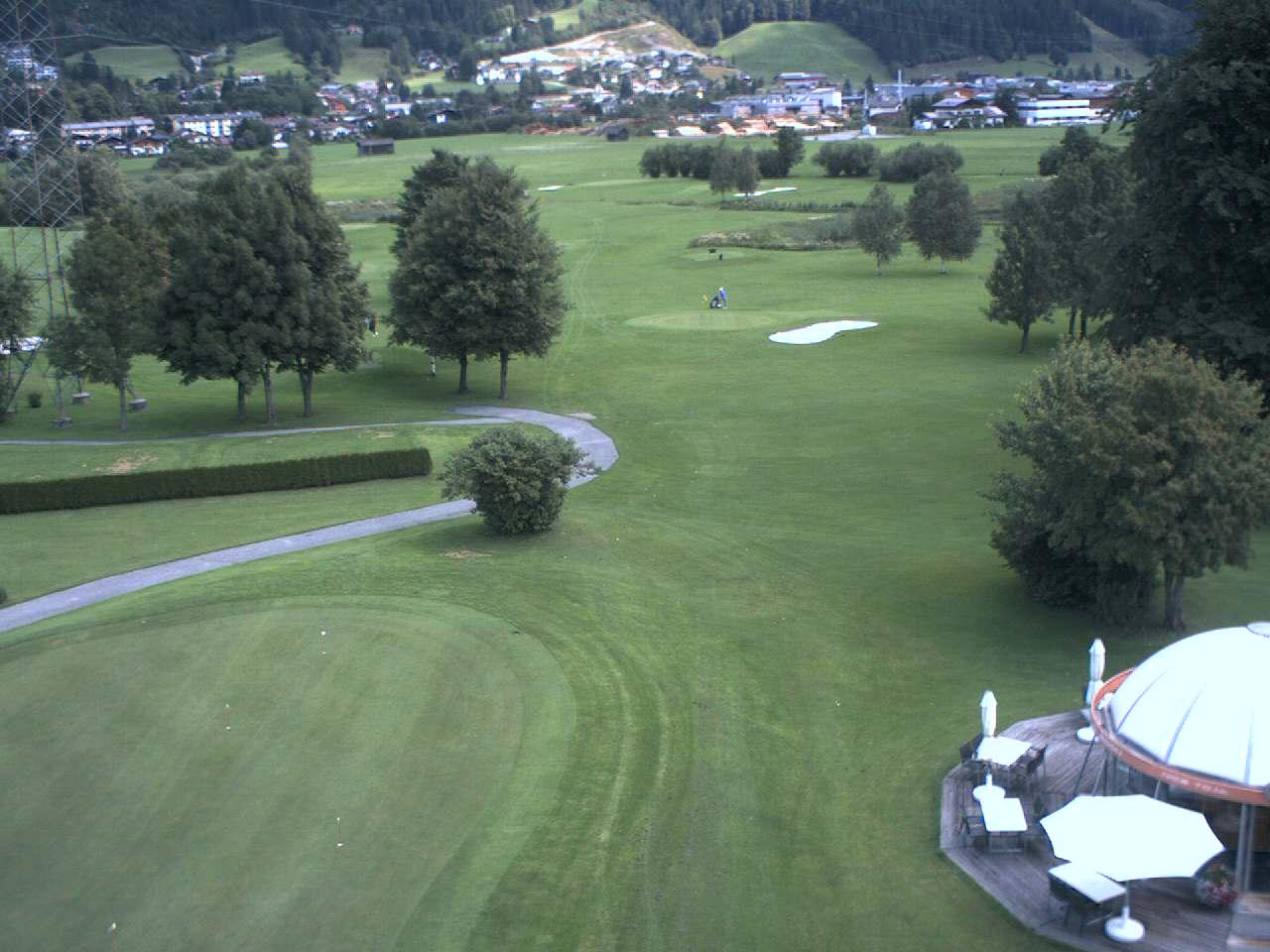 Radstadt webcam - Golfplatz