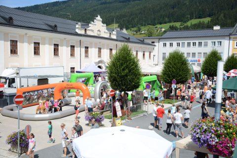 Kindertag Radstadt Tourismusverband Radstadt