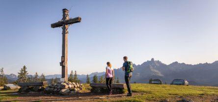 Salzburger Gipfelspiel Rossbrand