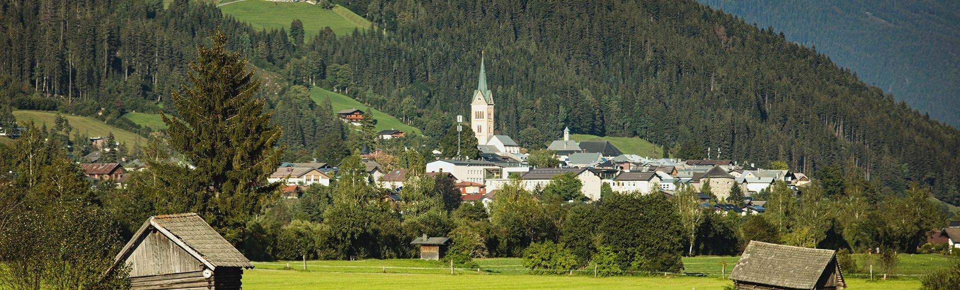 Sommer Radstadt