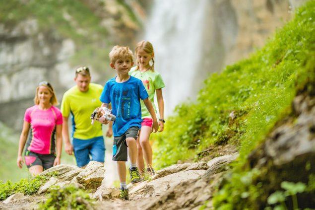 Allesalm Johanneswasserfall Tourismusverband Radstadt Markus Rohrbacher