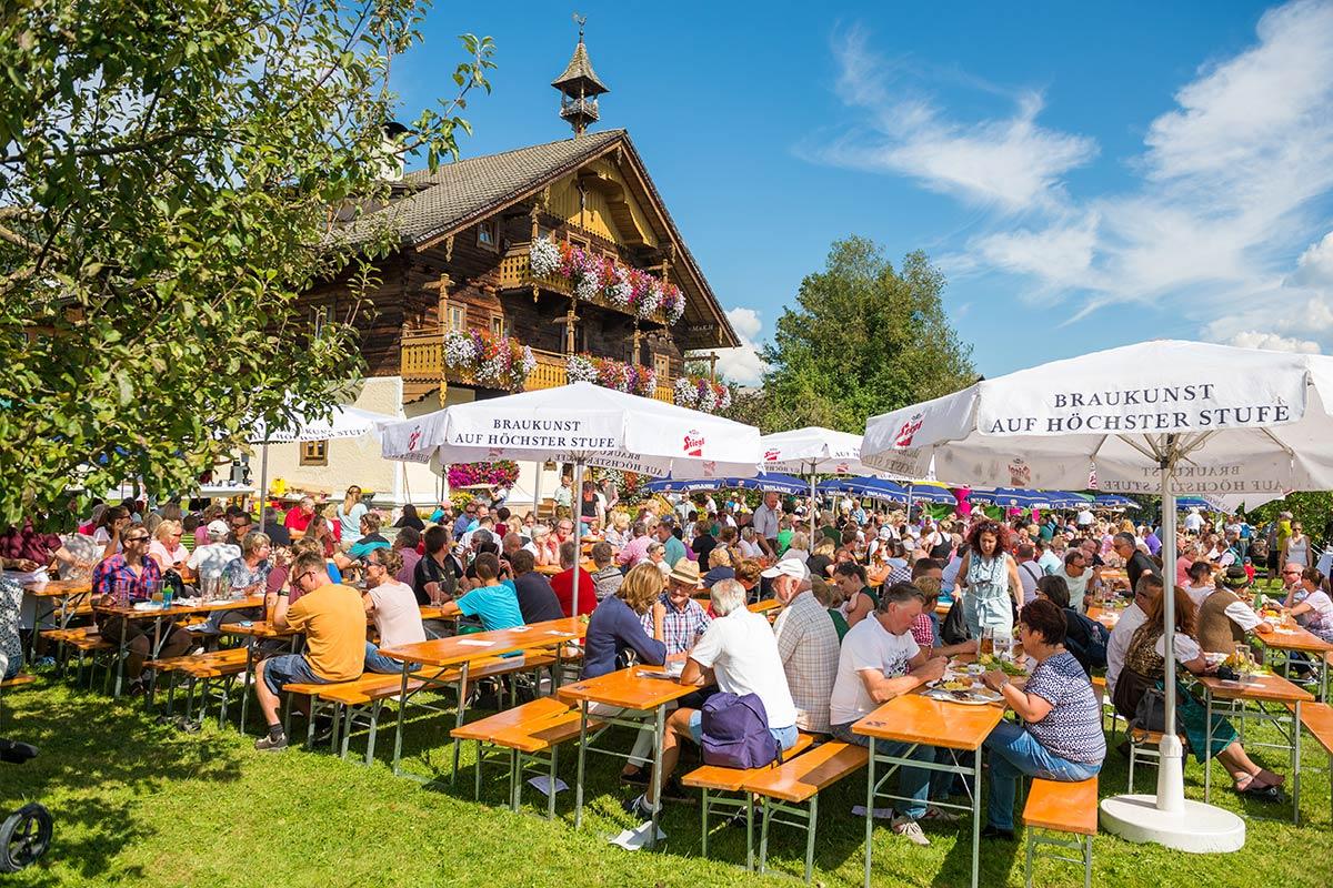 Almabtrieb Tourismusverband Radstadt Lorenz Masser 4