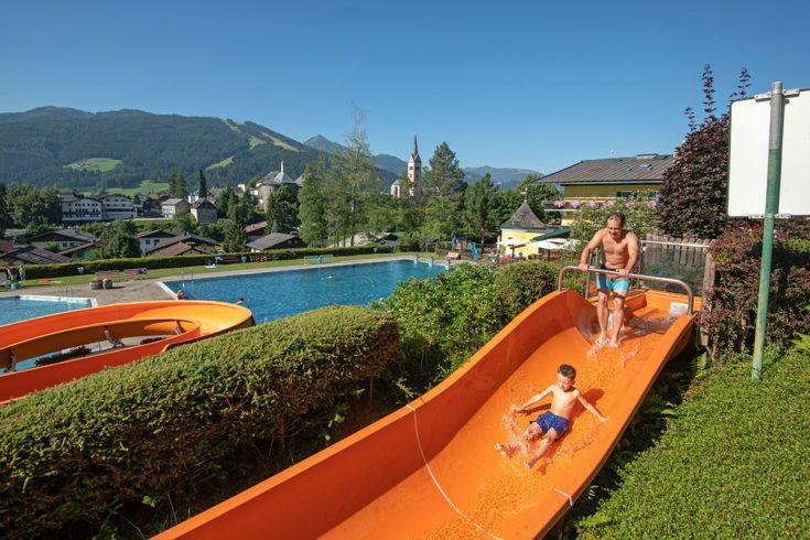 Alpenschwimmbad Tourismusverband Radstadt Lorenz Masser 1