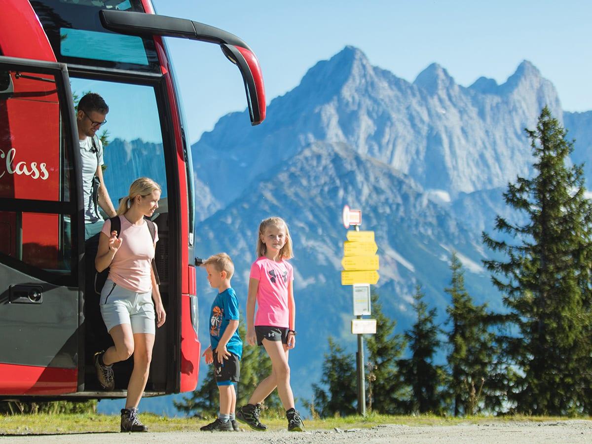 Ausflugsfahrten Tourismusverband Radstadt Markus Rohrbacher