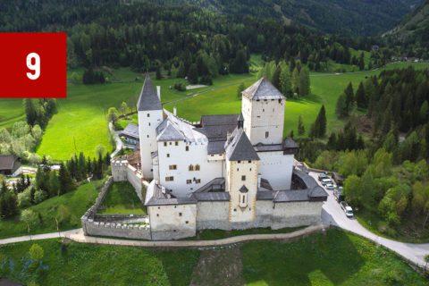 Ausflugsziel Burg Mauterndorf Salzburg Burgen Und Schloesser Betriebsfuehrung 2