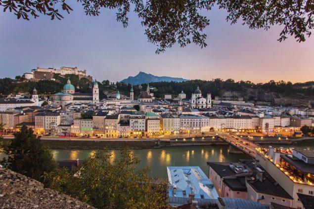 Ausflugsziel Stadt Salzburg Salzburger Land Tourismus Eva Trifft 1