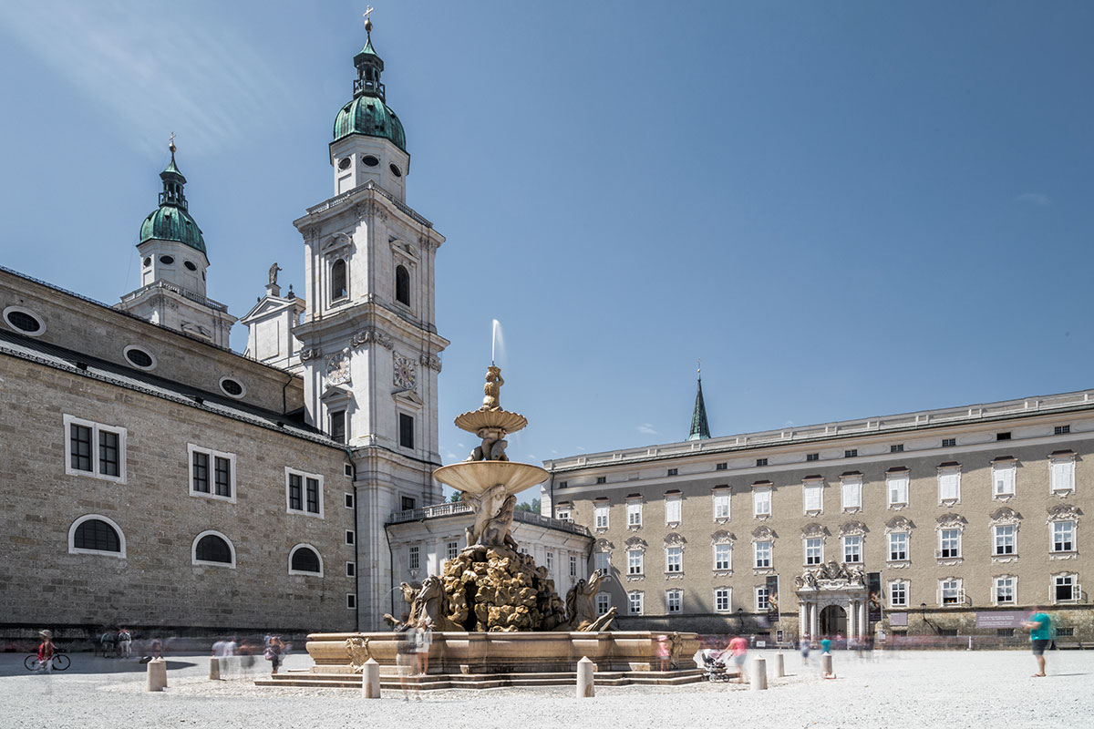 Ausflugsziel Stadt Salzburg Salzburger Land Tourismus Michael Groessinger 1