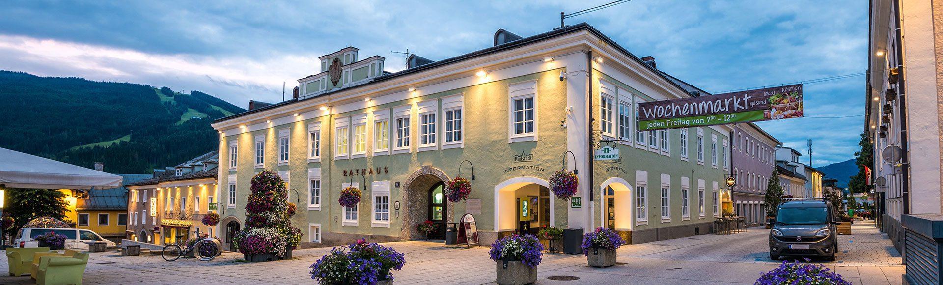 Büro Tourismusverband Radstadt Lorenz Masser 1