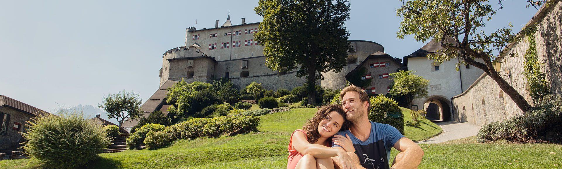 Burg Hohenwerfen Salzburger Land Tourismus Eva Trifft 1