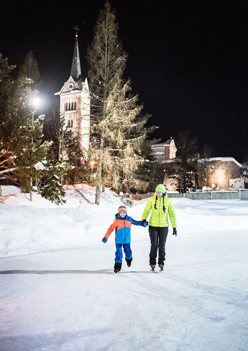 Eislaufen Tourismusverband Radstadt Markus Rohrbacher 7