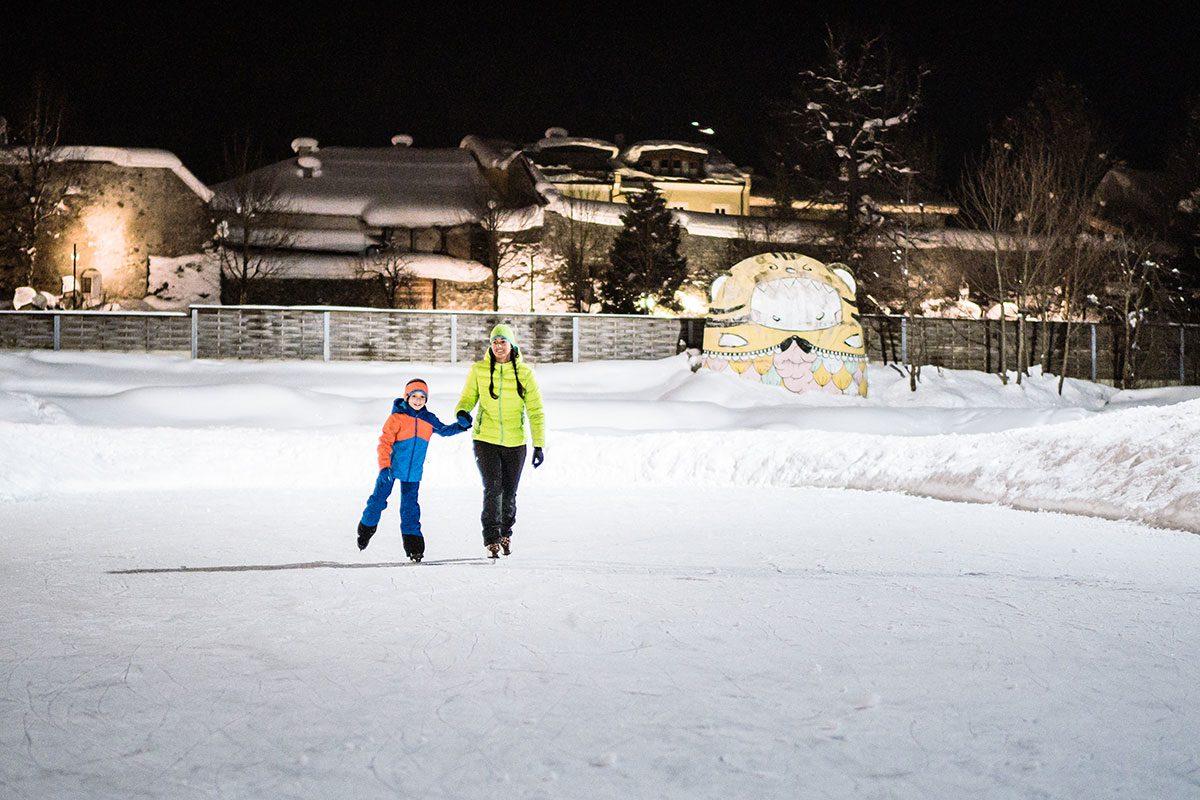 Eislaufen Tourismusverband Radstadt Markus Rohrbacher 8