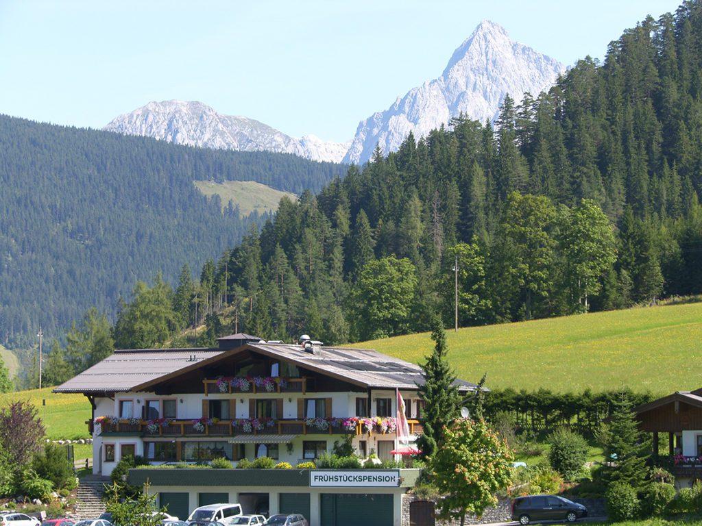 Elisabeth Unterkunft Radstadt