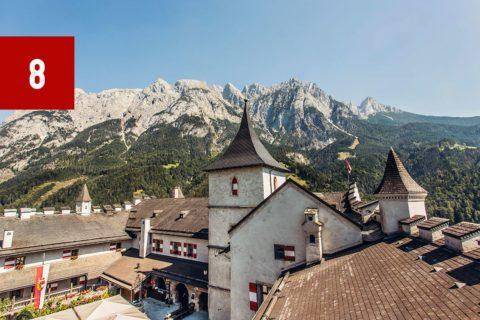 Erlebnisburg Hohenwerfen Salzburgerland Tourismus Eva Trifft 2