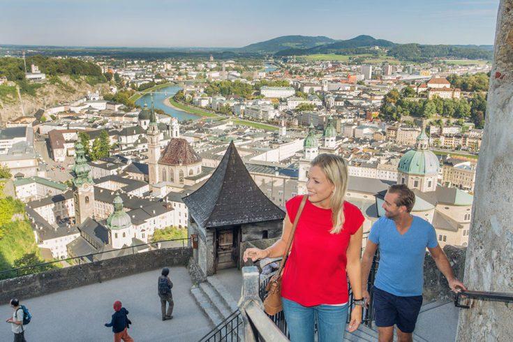 Festung Hohensalzburg Salzburgerland Tourismus Eva Trifft 1