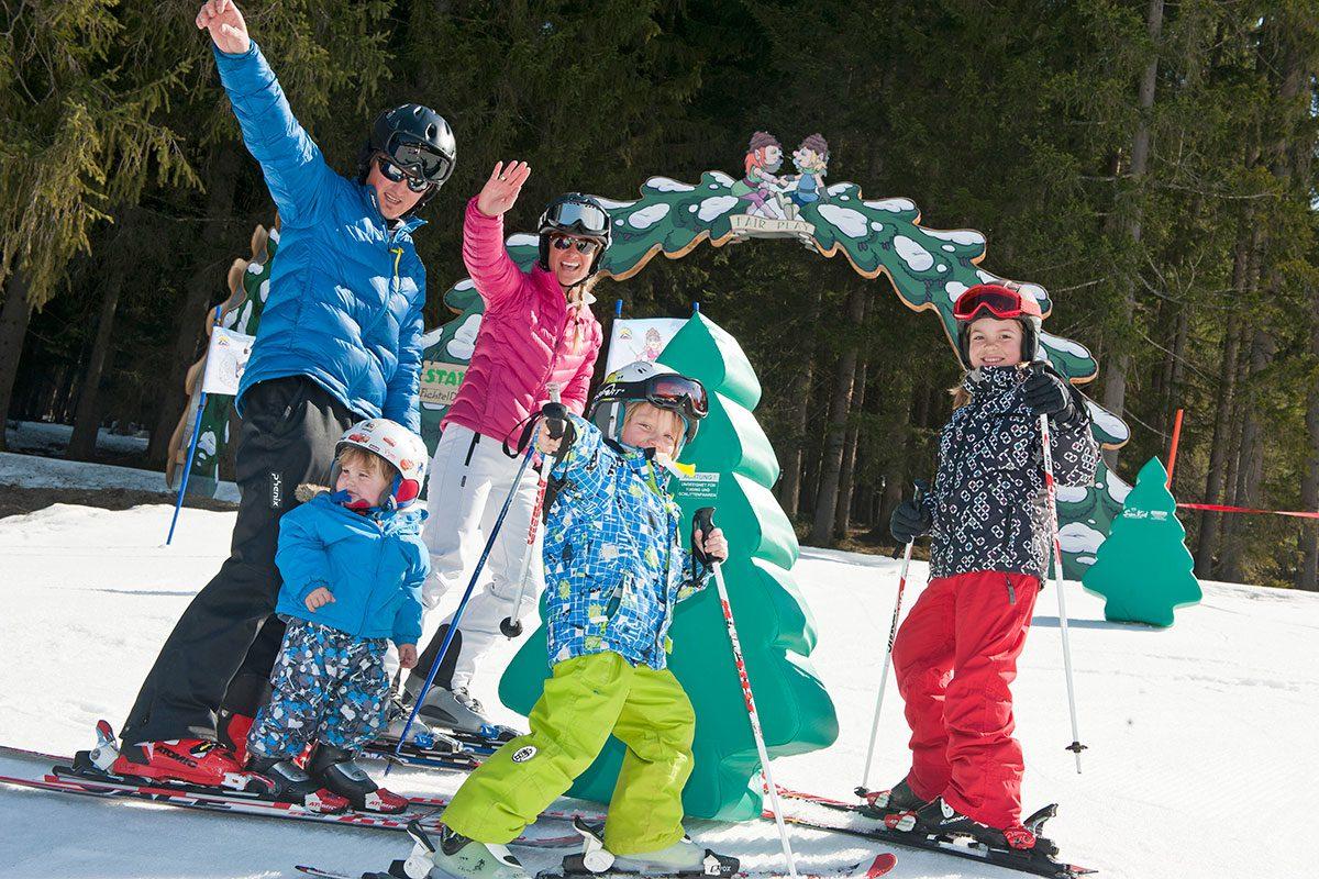 Fichtelland Skigebiet Altenmarkt Zauchensee Tourismus Hans Huber Photo 1