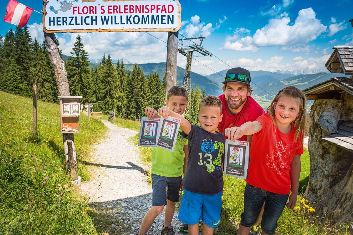 Floris Erlebnispfad Griessenkareck Flachau Tourismus Zooom Productions 1
