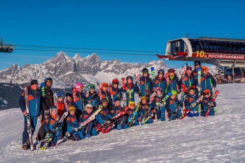 German Bauregger Skiclub Radstadt Christian Hochwimmer Photography 2