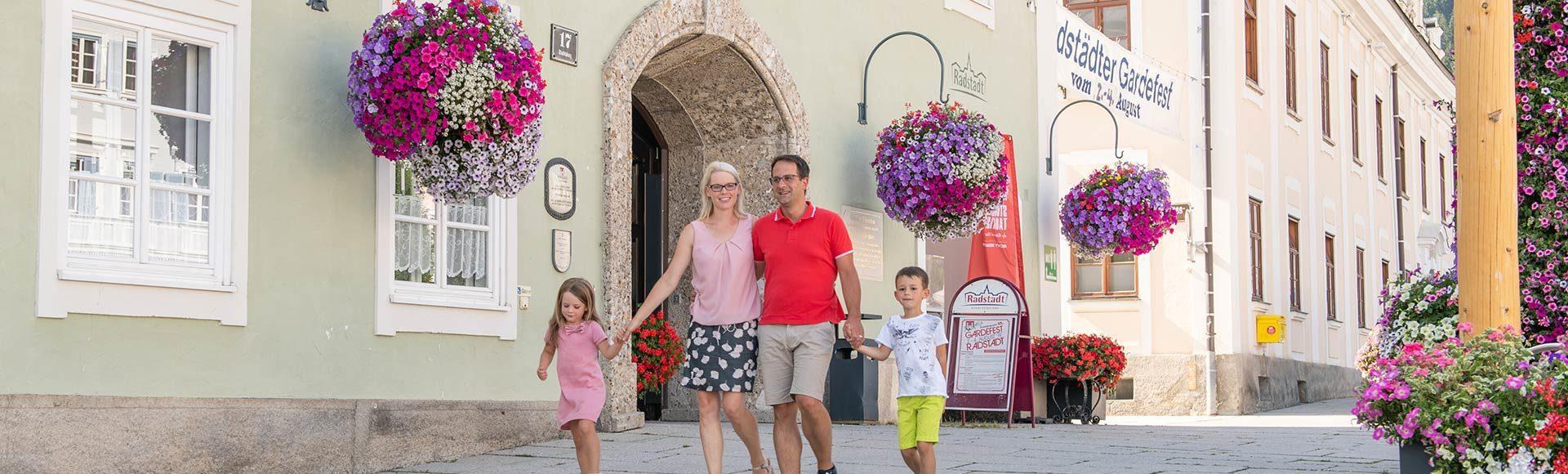 Historische Stadt Tourismusverband Radstadt Lorenz Masser 1