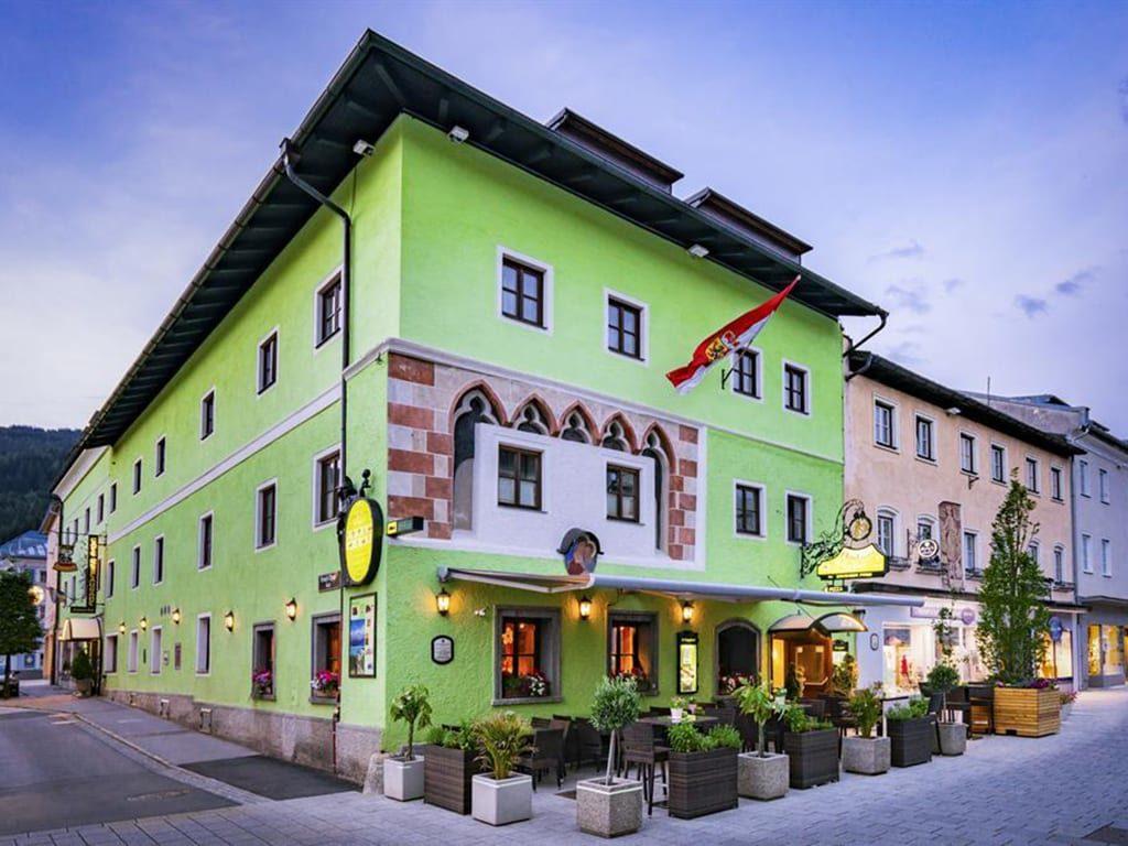 Hotel Gasthof Brueggler Radstadt