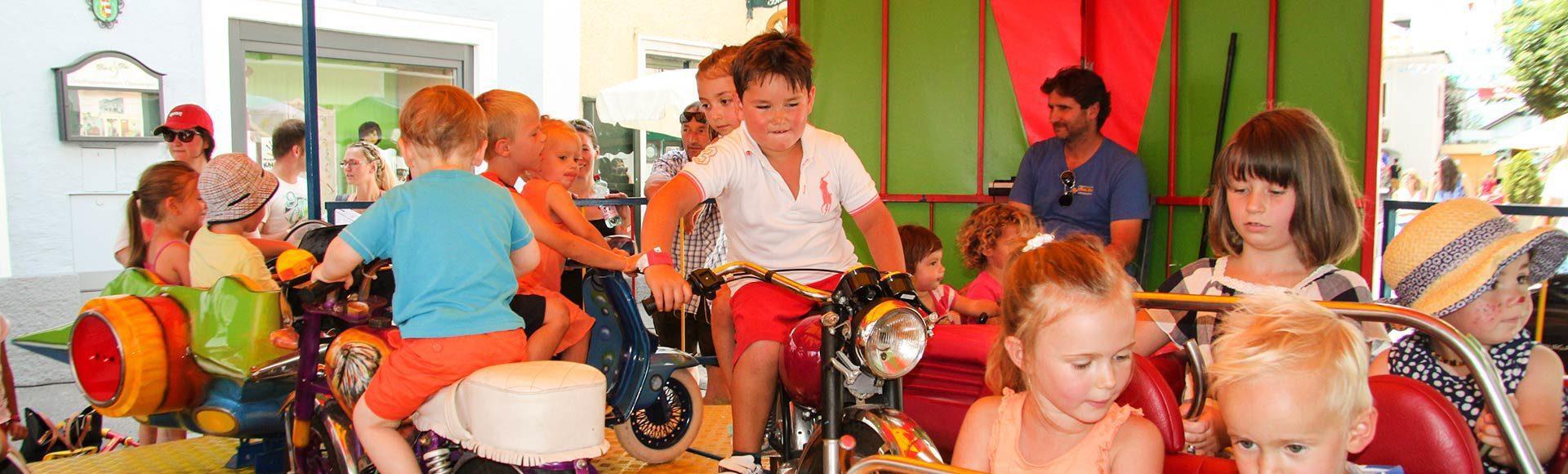 Kinderfest Tourismusverband Radstadt 4