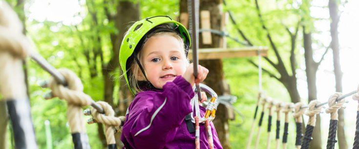Klettern Hochseilgarten Shutterstock 1