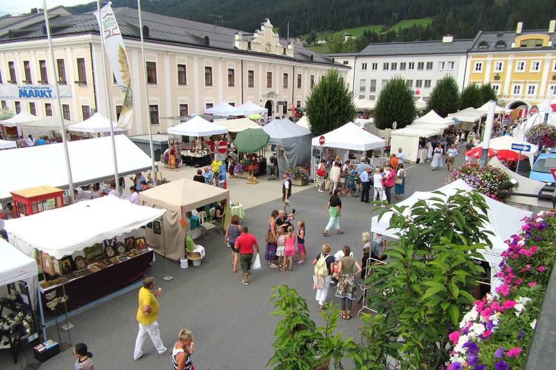 Kunsthandwerksmarkt Radstadt Kulturkreis Das Zentrum 3