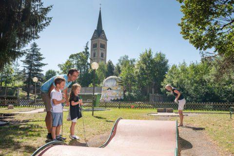 Minigolf Tourismusverband Radstadt Lorenz Masser 3