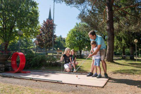 Minigolf Tourismusverband Radstadt Lorenz Masser 5