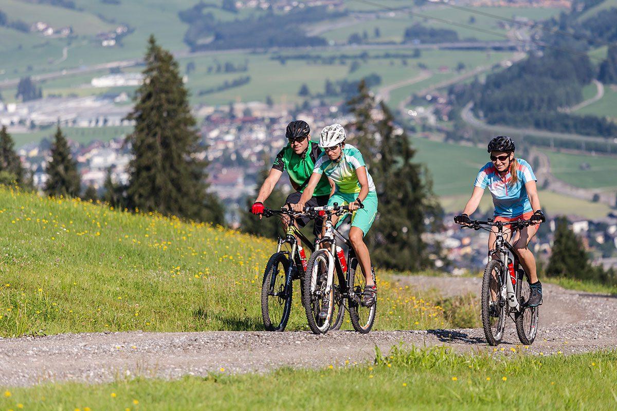 Mountainbike Salzburger Sportwelt Coen Weesjes 1