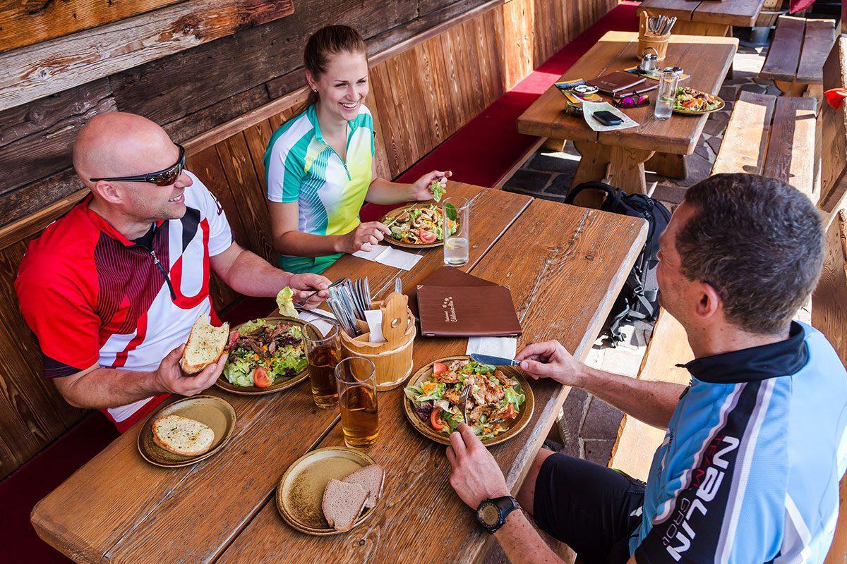 Mountainbike Salzburger Sportwelt Coen Weesjes 2
