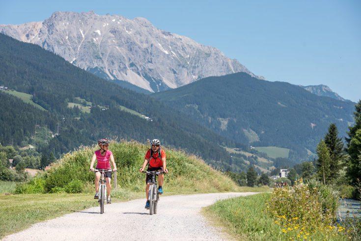 Mountainbike Tour Tourismusverband Radstadt Lorenz Masser 1