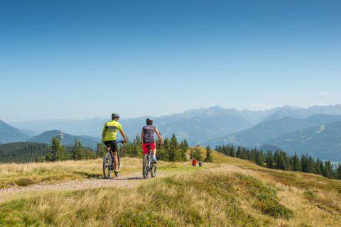 Mountainbike Tourismusverband Radstadt Lorenz Masser 1