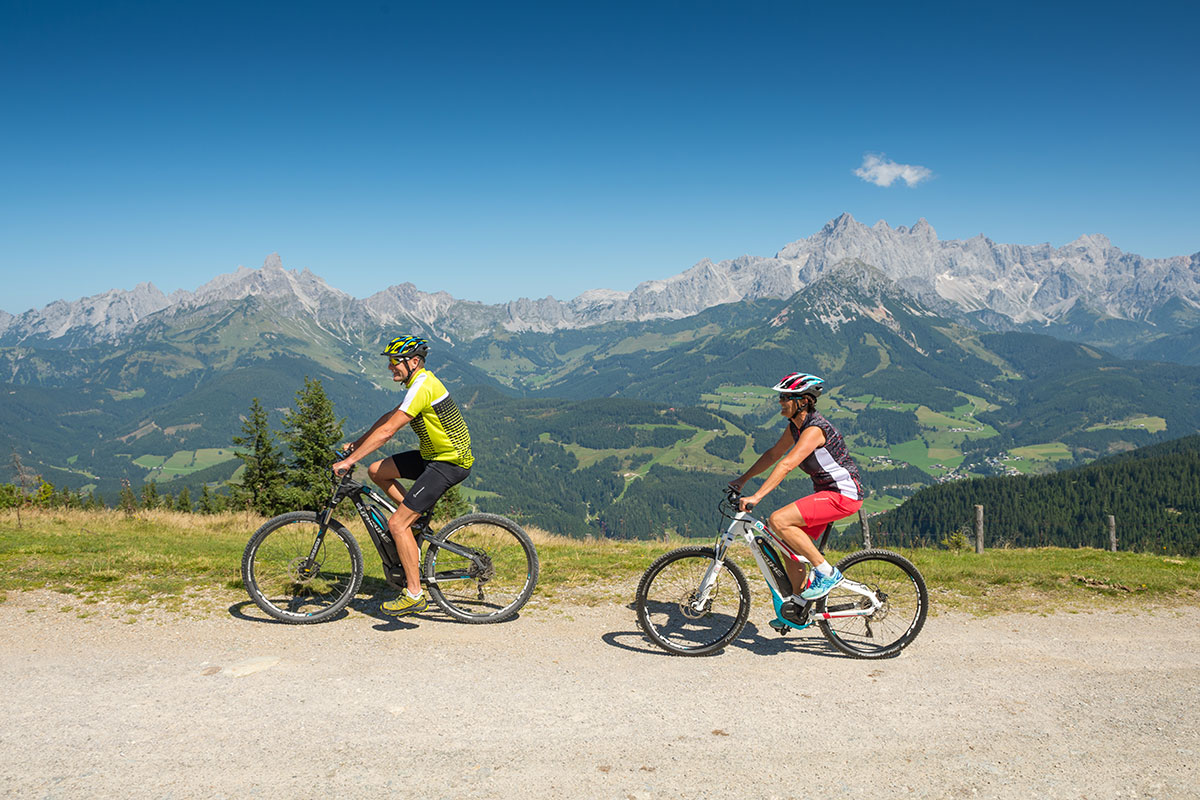 Mountainbike Tourismusverband Radstadt Lorenz Masser 2
