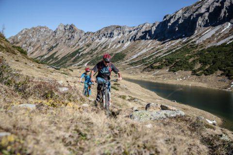 Mountainbiken Stoneman Taurista Dennis Stratmann 7