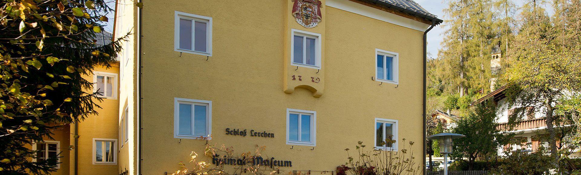 Museum Schloss Lerchen Radstädter Museumsverein 1