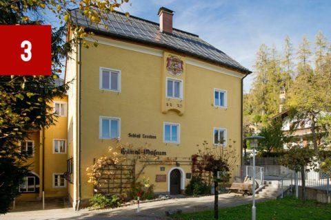 Museum Schloss Lerchen Radstädter Museumsverein 3