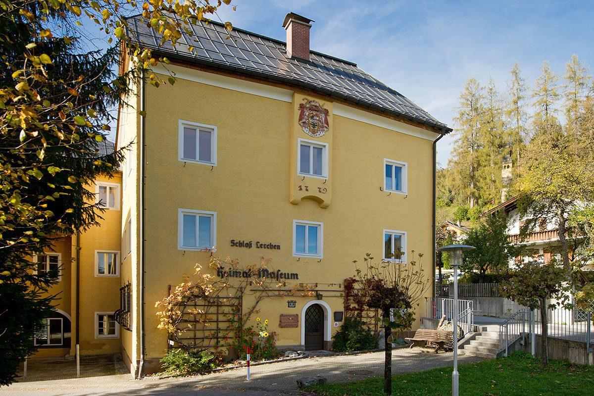 Museum Schloss Lerchen Radstädter Museumsverein 5