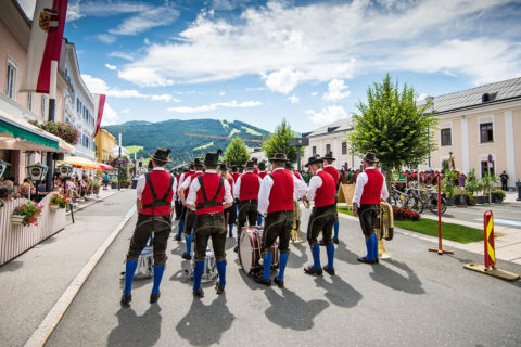 Musikkapelle Tourismusverband Radstadt Lorenz Masser 1