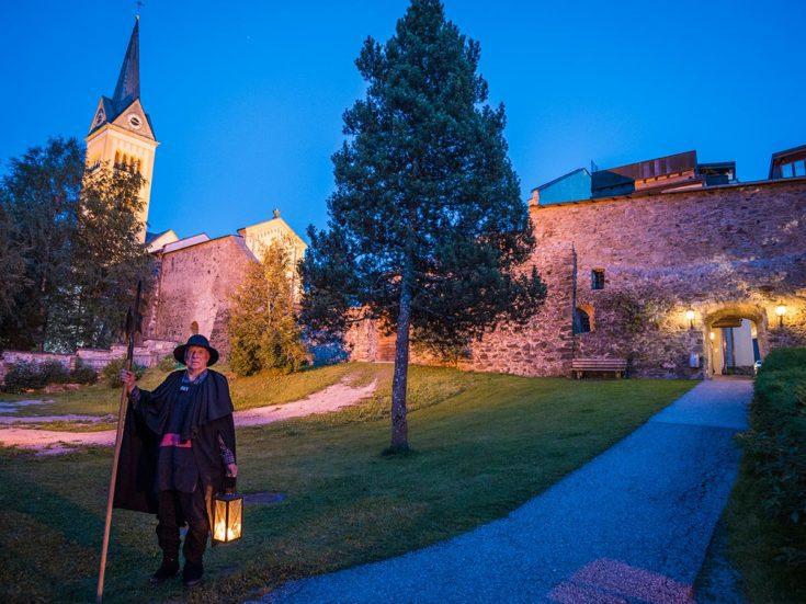 Nachtwächter Radstadt Tourismusverband Radstadt Lorenz Masser 1