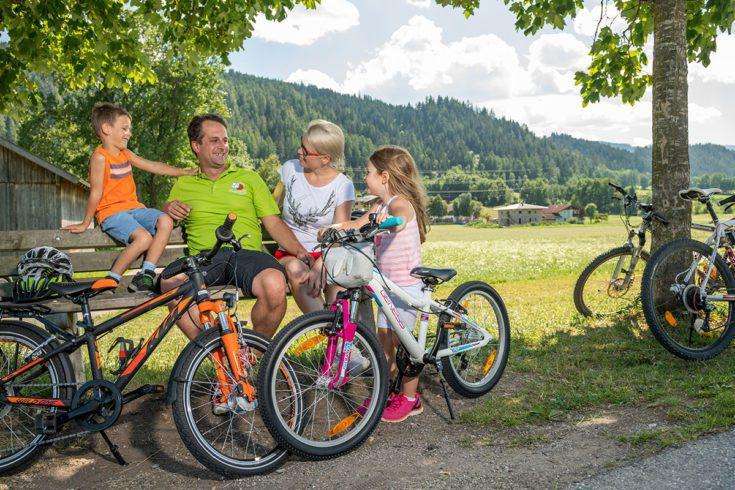 Radfahren Tourismusverband Radstadt Lorenz Masser 3