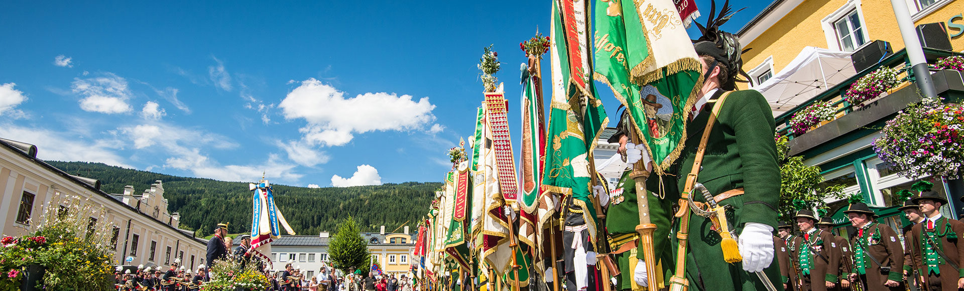 Radstädter Gardefest Tourismusverband Radstadt Lorenz Masser 1