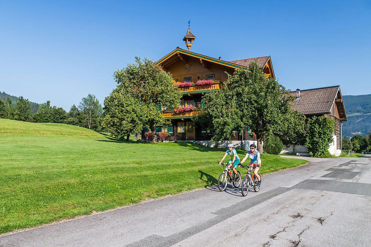 Radtouren Salzburger Sportwelt Coen Weesjes 1