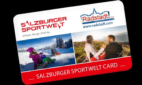 Salzburger Sportwelt Card 2
