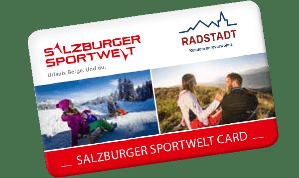 Salzburger Sportwelt Card Radstadt
