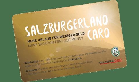 Salzburgerland Card Salzburgerland Tourismus 3