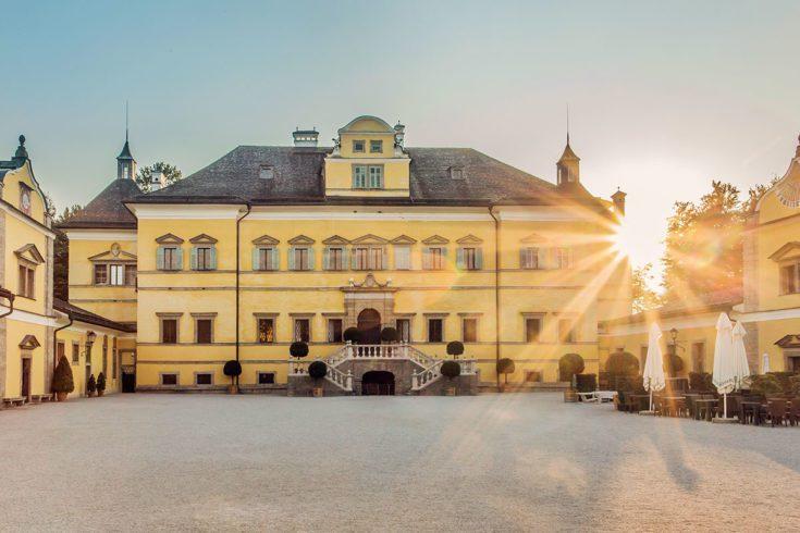 Schloss Hellbrunn Salzburgland Tourismus Eva Trifft 1