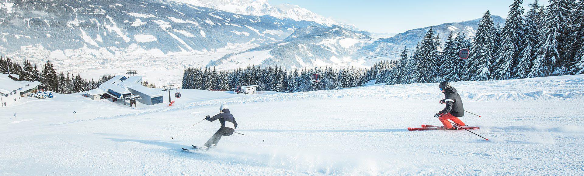 Schneegarantie Kurz Pauschale