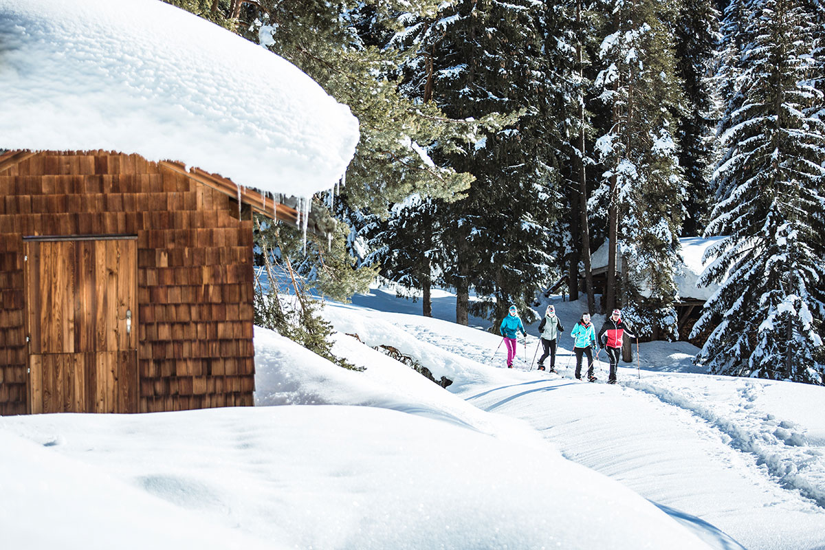 Schneeschuhwandern Tourismusverband Radstadt Markus Rohrbacher 1