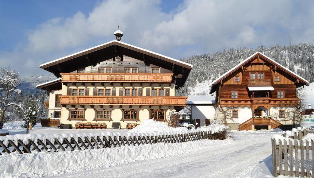 Schobergut Unterkunft Radstadt