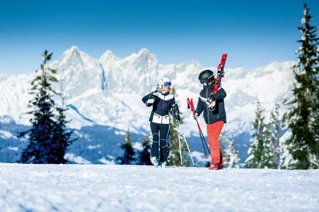 Skigebiet Radstadt Tourismusverband Radstadt Markus Rohrbacher 2